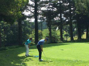 2016夏期ジュニアゴルフ合宿