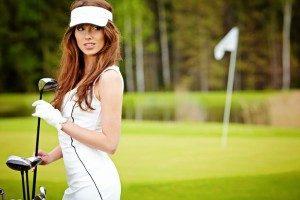 2017年 女性に人気のゴルフウェア!